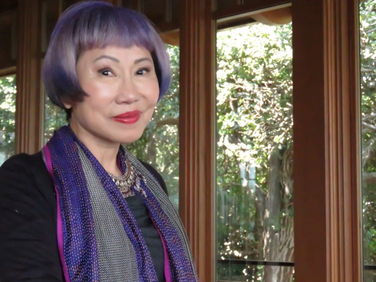 Amy Tan: Where the Past Begins