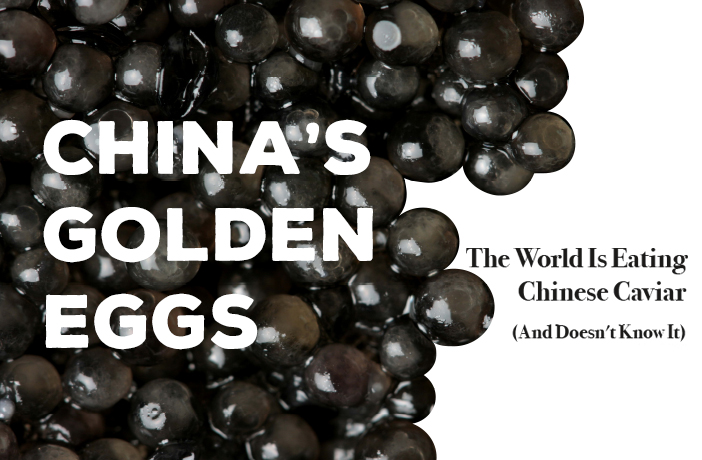 The World Is Eating Chinese Caviar (And Doesn't Know It)