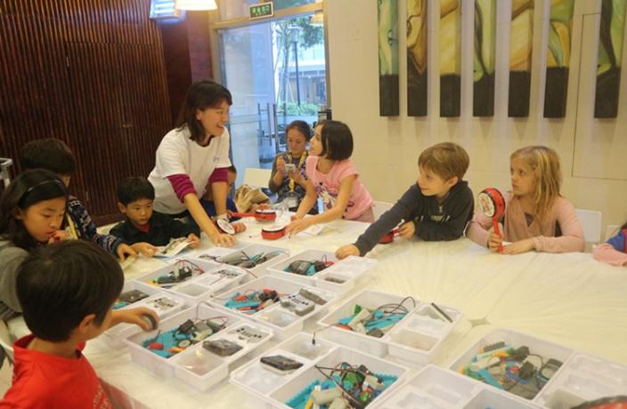 Hanbridge Mandarin School (Citic Plaza)