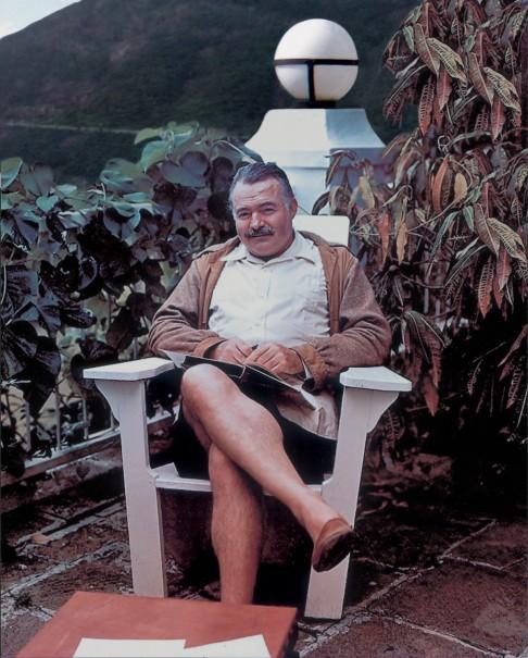 Hemingway in Hong Kong