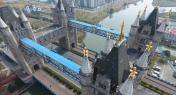 PHOTOS: Suzhou Debuts Fake London Tower Bridge