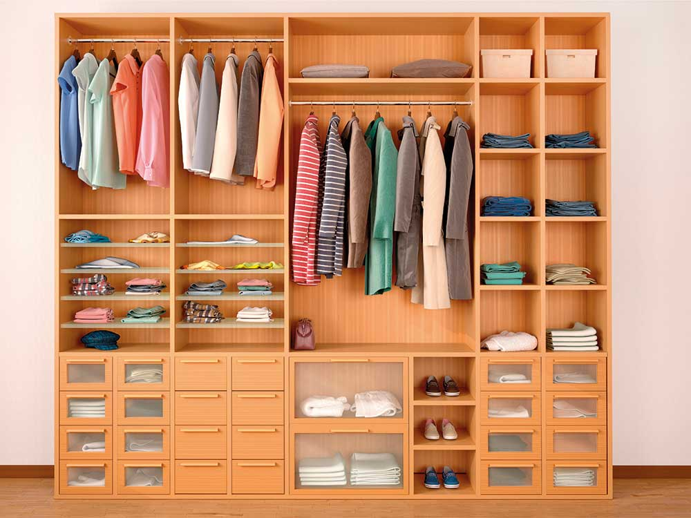 How to Clean Out Your Wardrobe in 5 Easy Steps