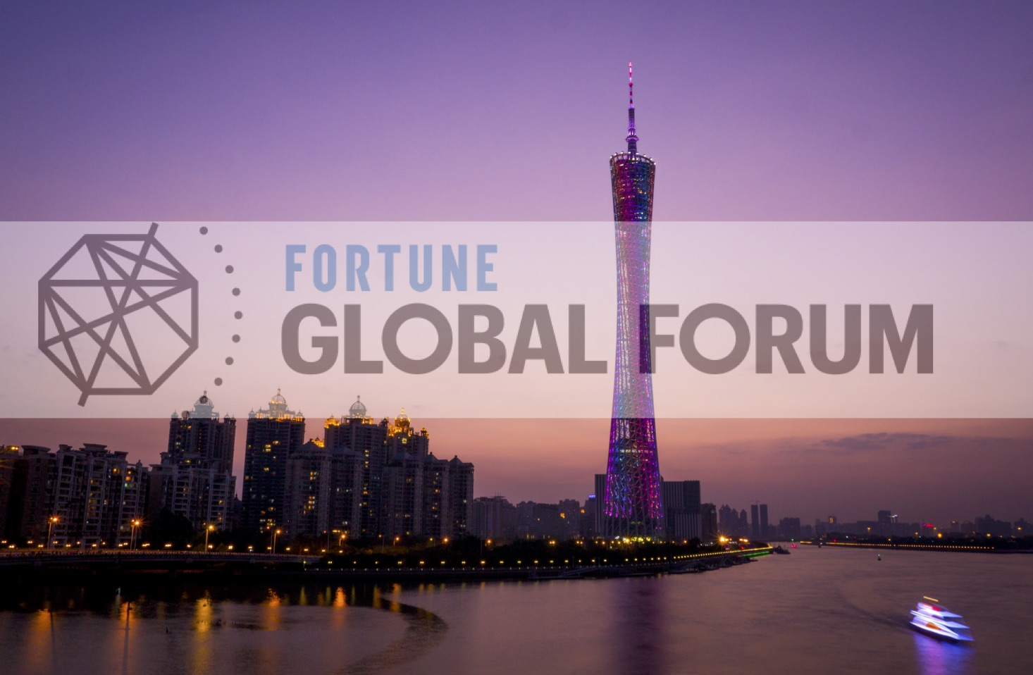 Guangzhou to Host Fortune 500 CEOs at Global Forum in December