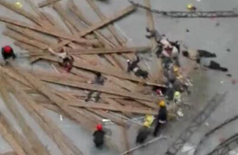 Power Plant Construction Accident Kills 9 in Guangzhou