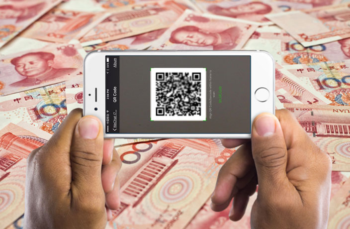 Modern Scammers Using Fake QR Codes