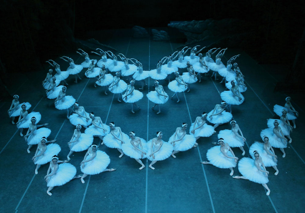 Swan Lake at Shanghai International Dance Center — That's Shanghai — Events — Thatsmags.com