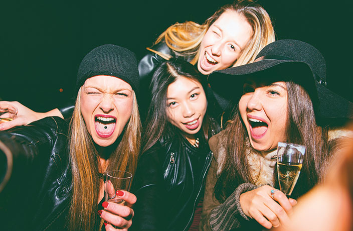 The 5 Types of Drunk People You Meet in Shanghai
