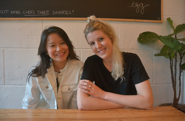 Spotlight: Camden Hauge & Olivia Mok, Founders of SOCIAL SUPPLY