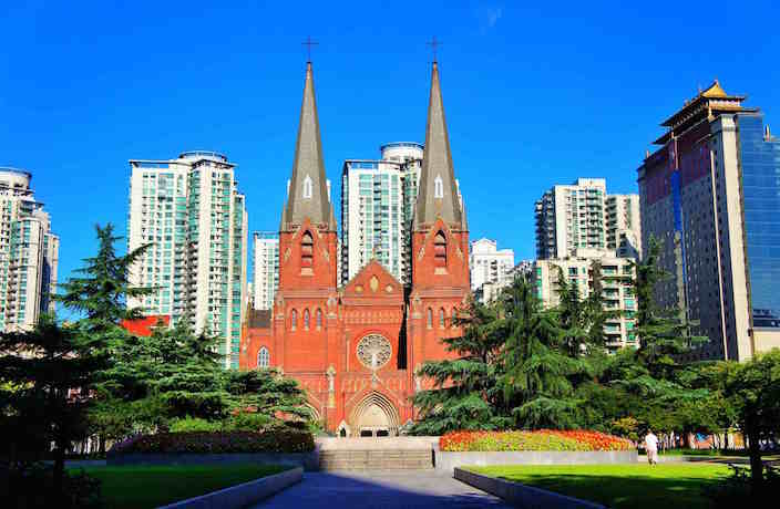 Shanghai Easter Weekend Service and Mass Guide for 2017