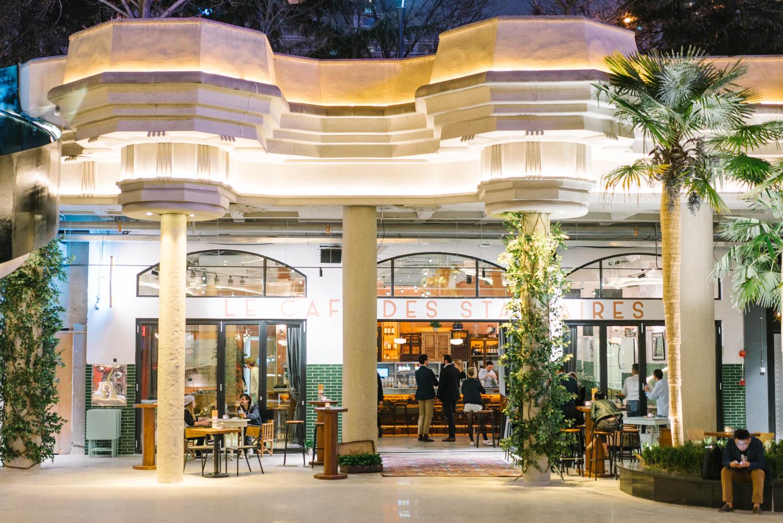 Cafe Des Stagiaires Shanghai Found 158