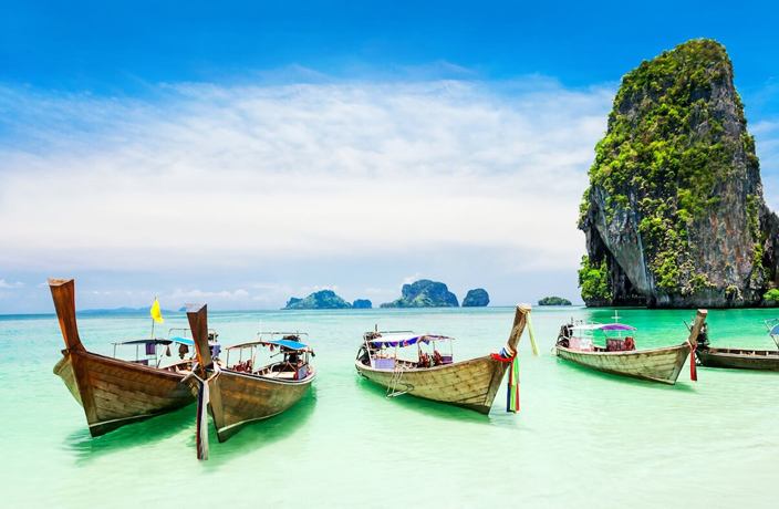 Win a Pair of Flights to Thailand!