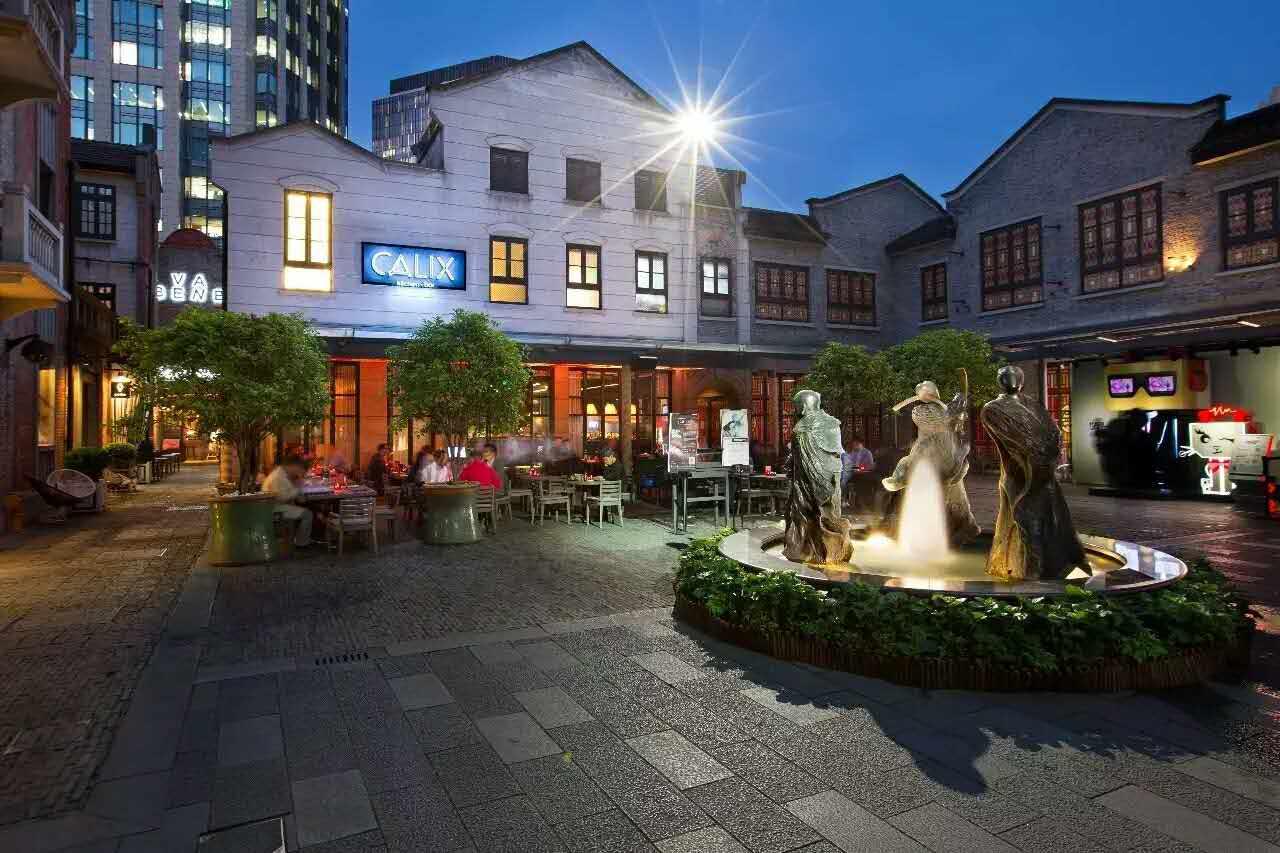 Calix Shanghai