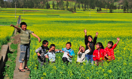 June 1 is Children's Day in China