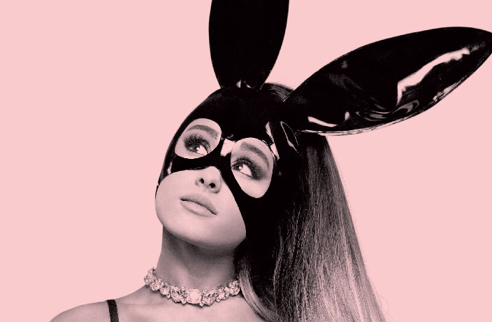 Ariana Grande Coming to HK This Fall