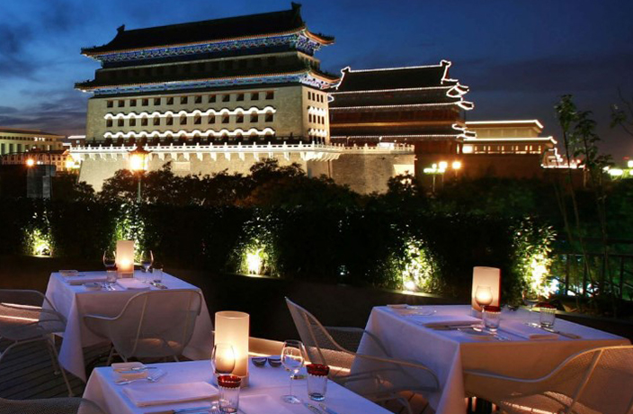16 Places to Dine Al Fresco in Beijing