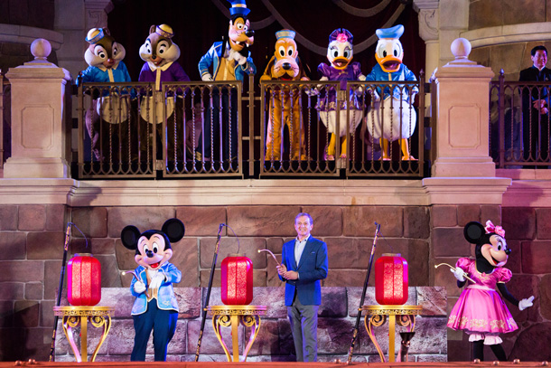 Shanghai Disney First Year Anniversary