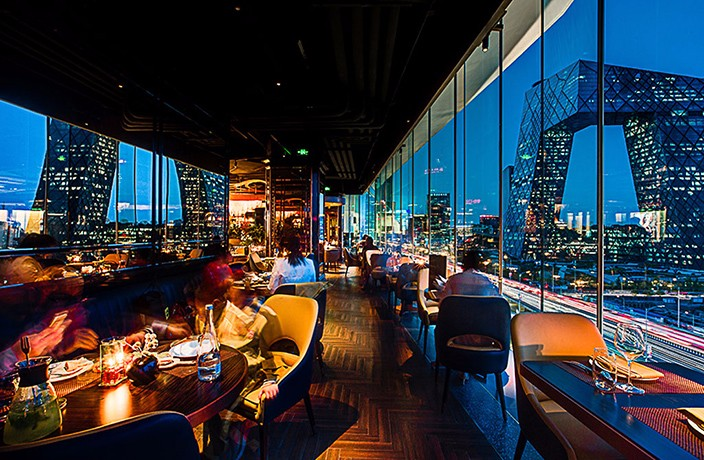 Best Shanghai Hotel Restaurants