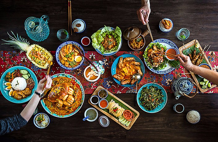 Nyonya Kitchen: Home Malay From Home – That's Beijing