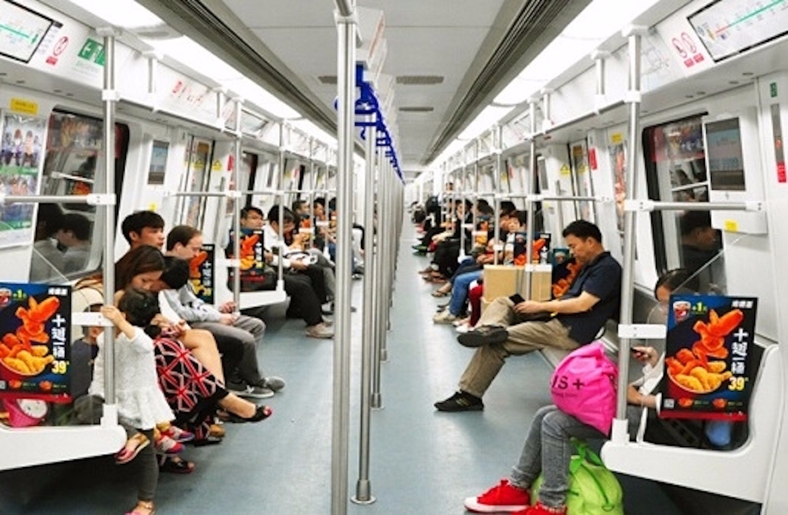 Subway Cars for Women Coming Soon to Shenzhen