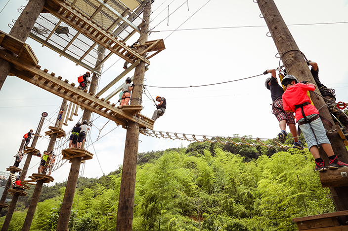 Book Exciting Trip to Discovery Adventures Moganshan for Just ¥1,680