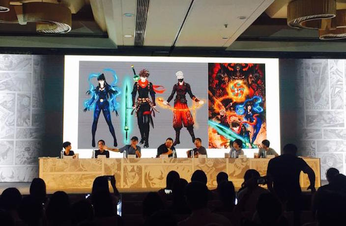 Marvel Comics Is Creating its First Chinese Superheroes