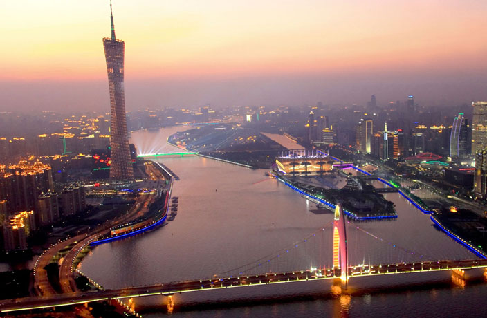 Guangzhou Ranked 5th Best City for Tourism on Mainland China