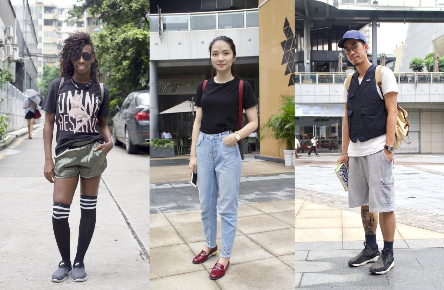 South China Street Style July 2017 That S Shenzhen