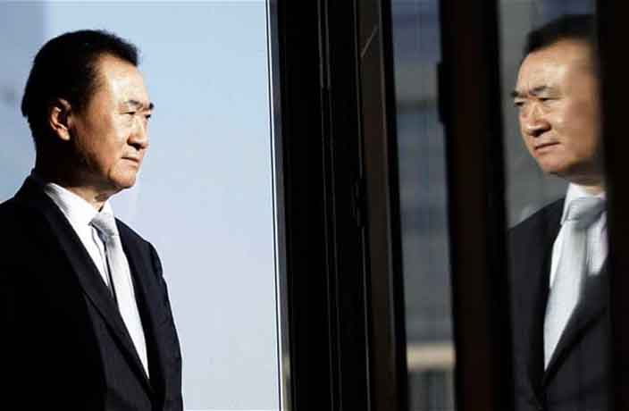 Wanda Deny Wang Jianlin Detention Rumors as Shares Slide