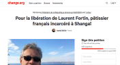 Petition Calls for French Farine Employee's Release from Shanghai Jail