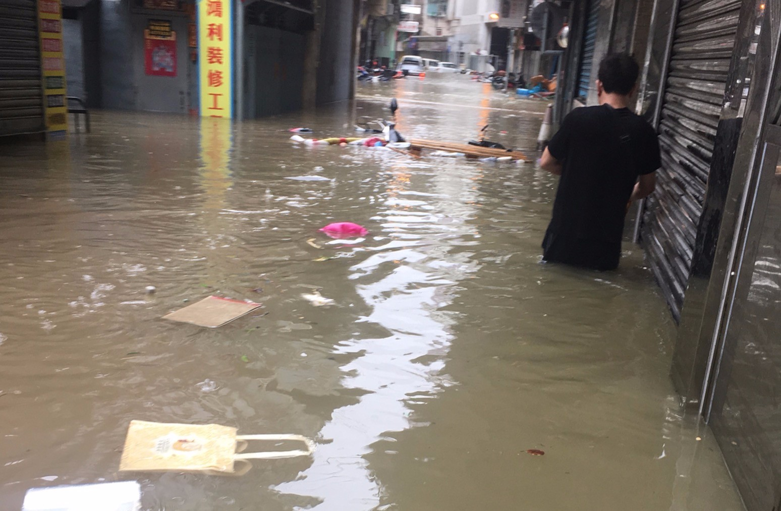 UPDATE: Typhoon Hato Death Toll Rises to 16 in China