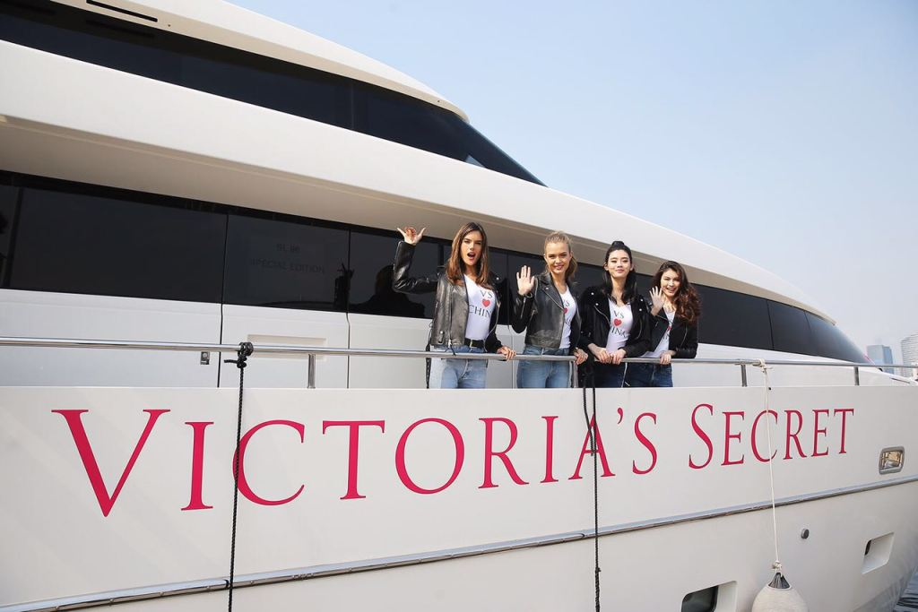 Victoria's Secret Fashion Show is Coming to Shanghai