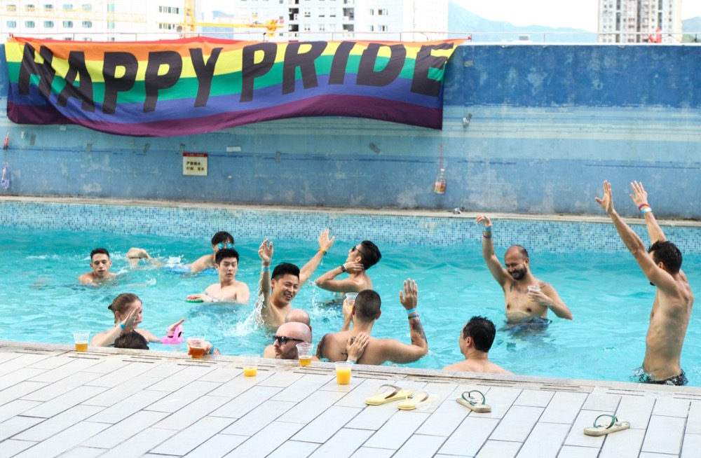 LGBT Pride Celebration Sees 2nd Year in Shenzhen