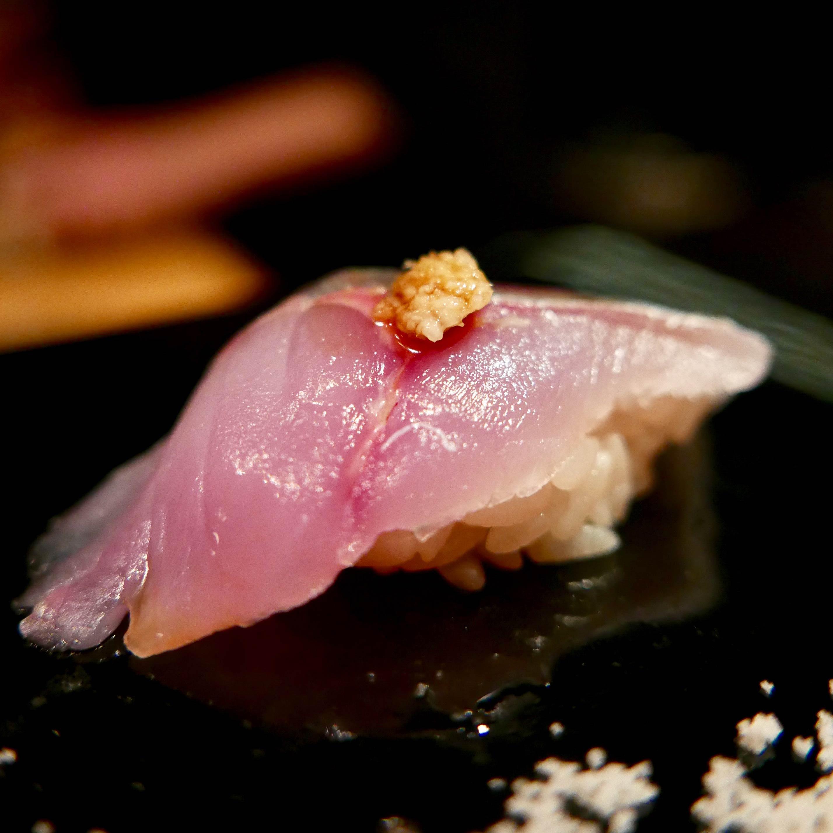 3. Omakase Sushi of the Year: Sushi Oyama