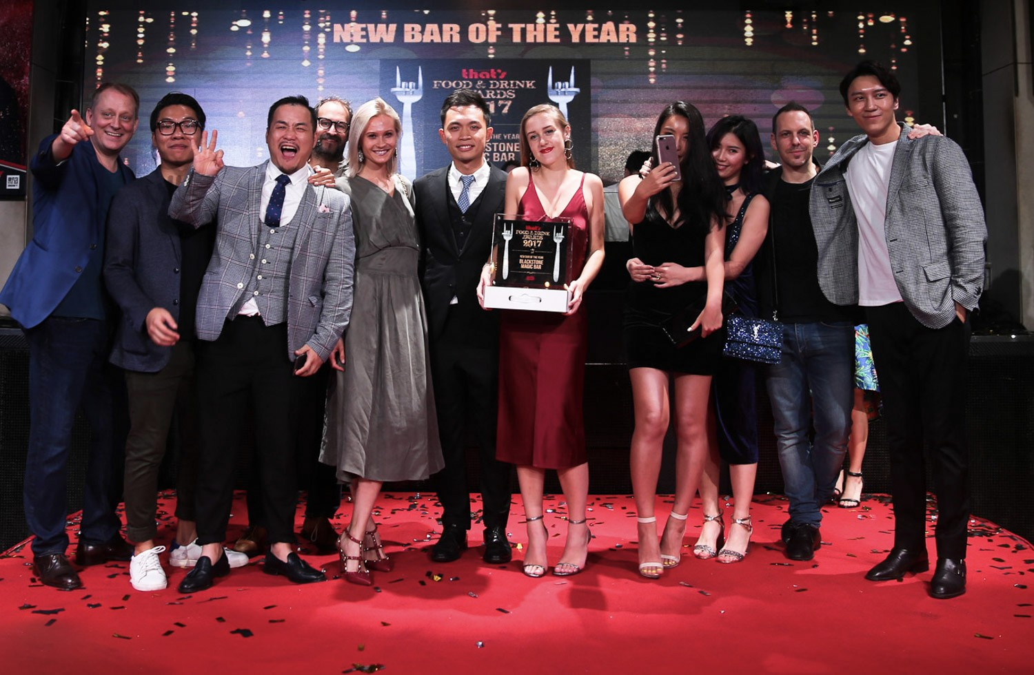 Who Won What at the That's Shanghai Food & Drink Awards 2017