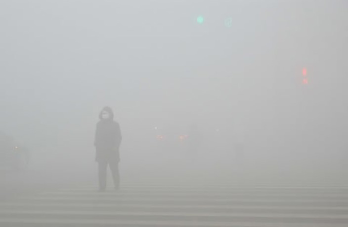 Winter Pollution in Beijing Expected to Be Worse Than Usual