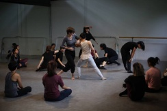 Contemporary Dance Course in Shanghai