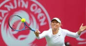 WATCH: Maria Sharapova Wins 1st Title Since Doping Ban at Tianjin Open