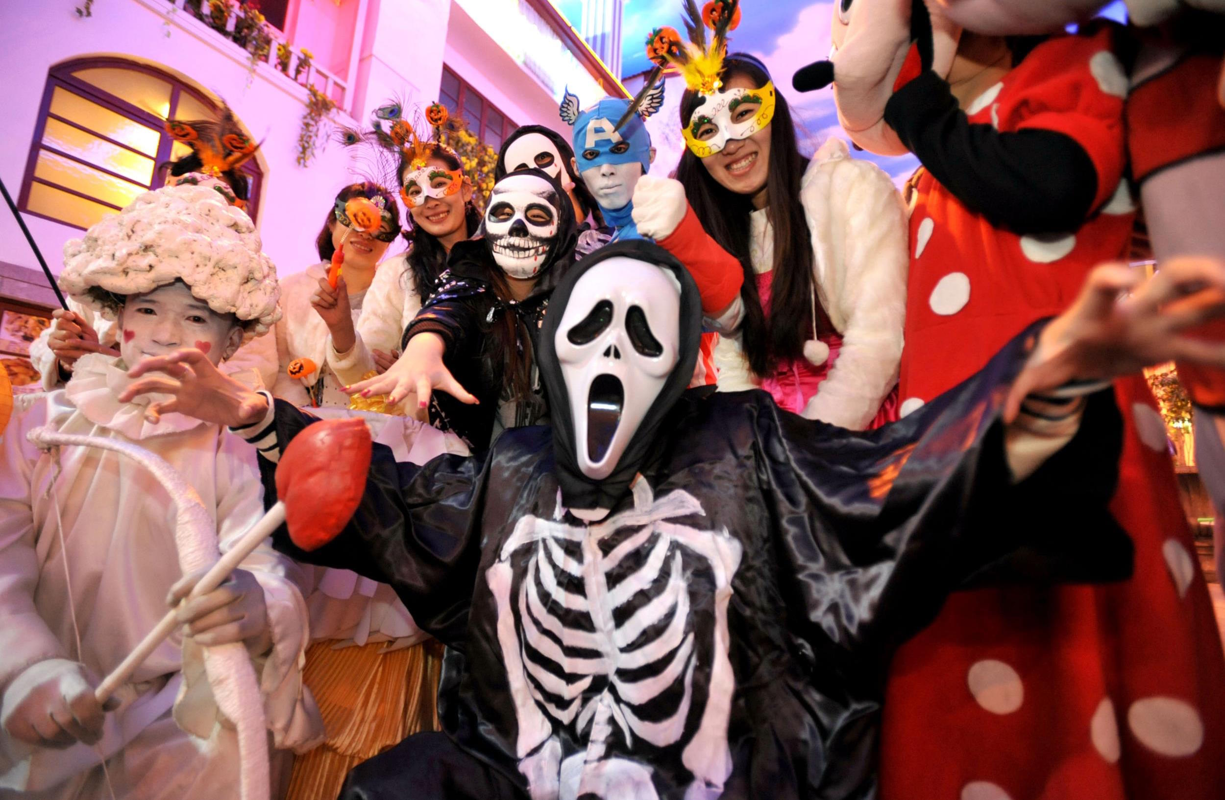 Where to Celebrate Halloween 2017 in Shenzhen