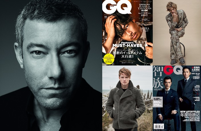Spotlight: Grant Pearce, Editorial Director of GQ Asia Pacific