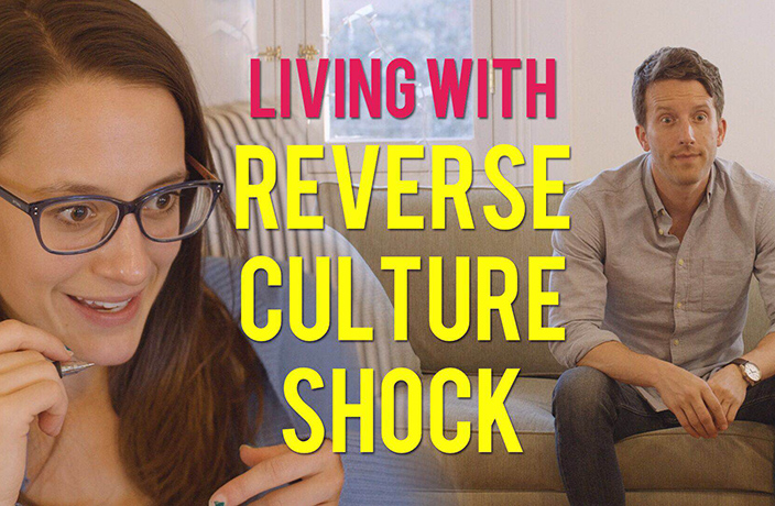 WATCH: Living with Reverse Culture Shock after Leaving China