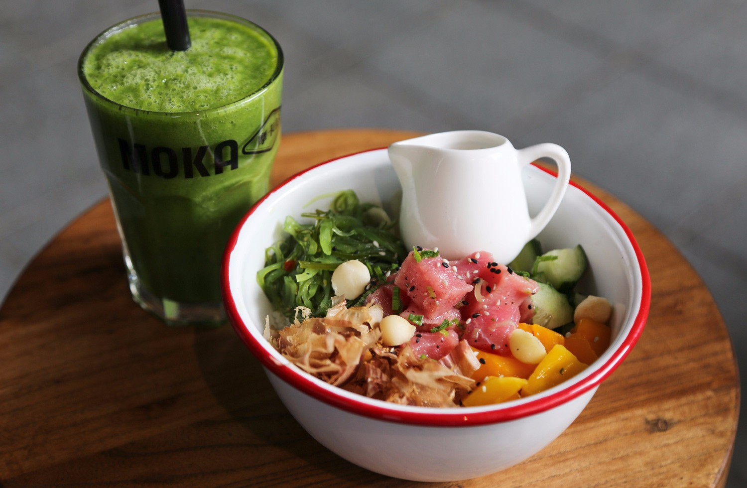 Restaurant Review: Moka Bros