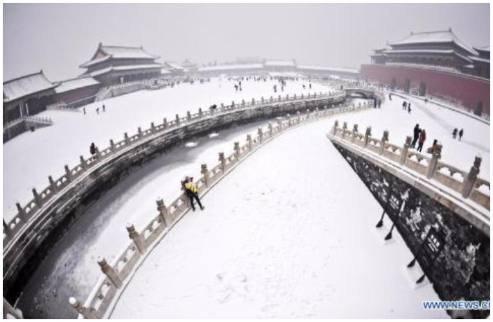 Beijing Enlists Foreign Experts to Help Make it Snow for 2022 Olympics