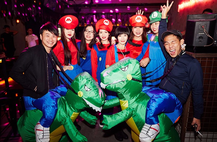 12 Places To Find Halloween Costumes in Shanghai