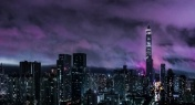 WATCH: Amazing Time-Lapse Captures Foggy Night in Shenzhen