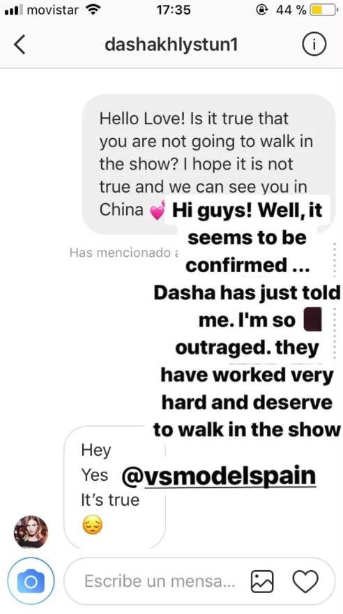 334136326c 4 Models Denied Visas for Victoria s Secret Fashion Show in Shanghai ...