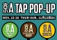 京A Tap Pop-Up @ The Rooster