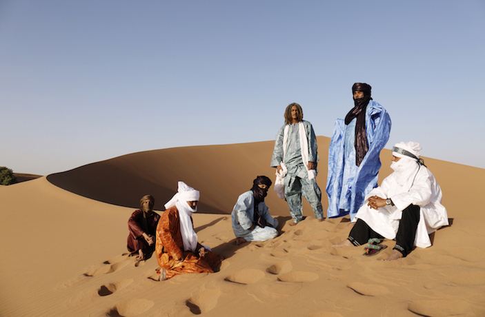 Tinariwen on Nostalgia, 'World Music' and Their First Foray into China