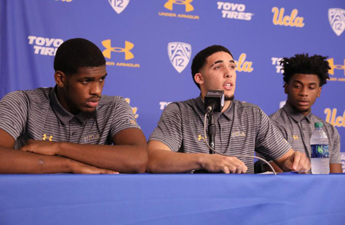 Shoplifting Basketball Players Suspended by UCLA after China Exit