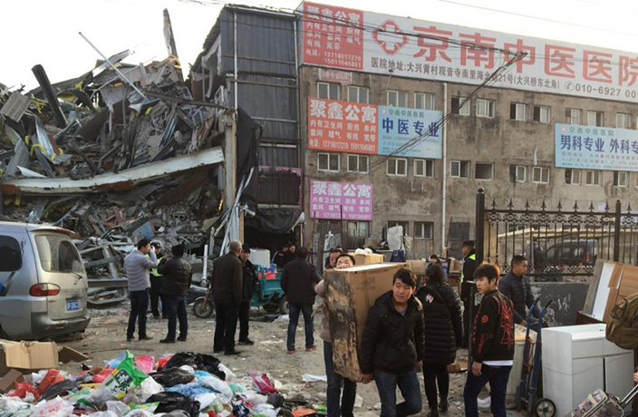 Deadly Apartment Fire in Beijing Caused By Faulty Wiring, Not Arson ...