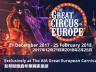 The Great Circus of Europe (Hong Kong)